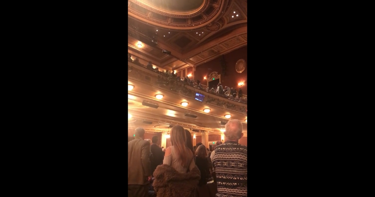 Man Causes Stir by Screaming 'Heil Hitler, Heil Trump' at Theater, Turns Out To Be Anti-Trump Liberal