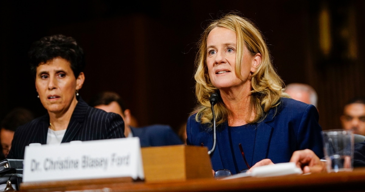 Senate Investigators Find Evidence Ford May Have Mistaken Kavanaugh for Another Man