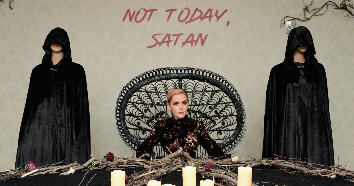 Satanists Sue Netflix over 'Chilling Adventures of Sabrina'