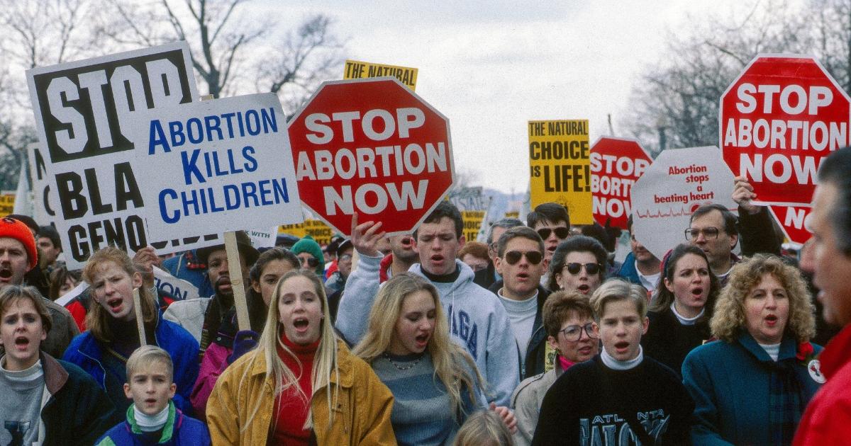 Pro-Life Movement Celebrates After 2 Big Election Night Wins