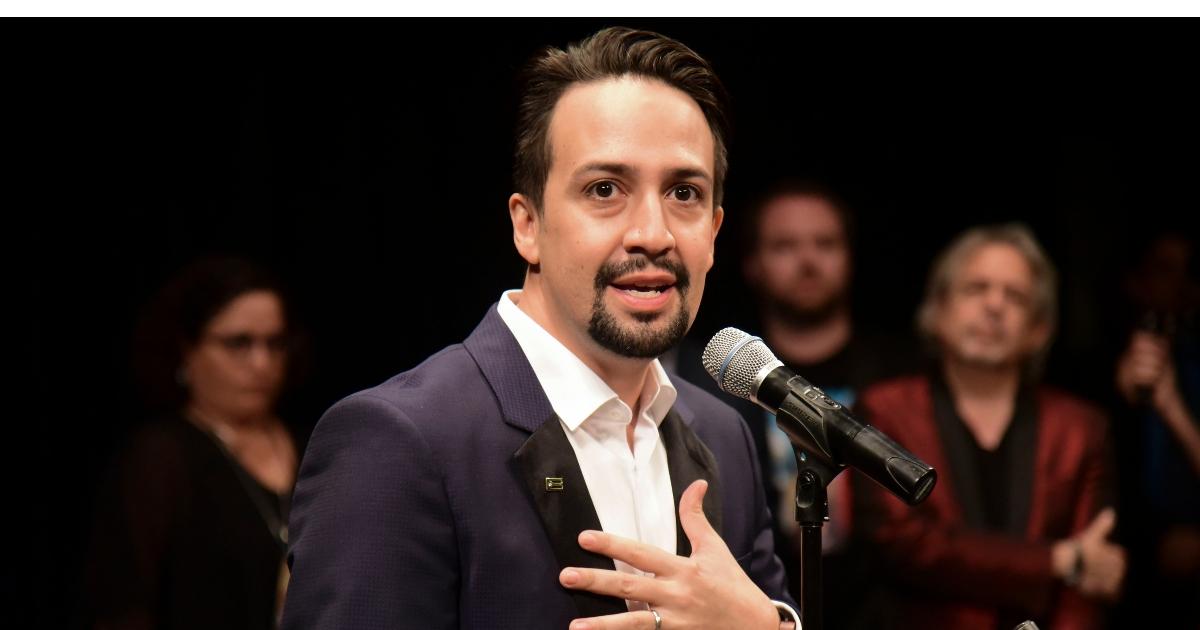 'Hamilton' Creator Lin-Manuel Miranda: Trump 'Lies as Easy as You and I Breathe Air'