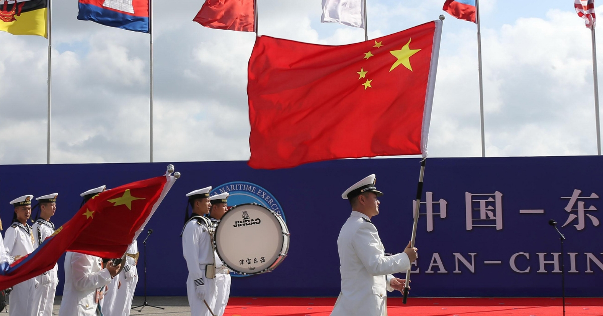Chinese Develop, Test World's Most Powerful Naval Gun
