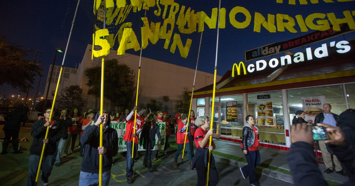 Lawmakers Are Pushing a $15 Minimum Wage — The Consequences Would Be Disastrous