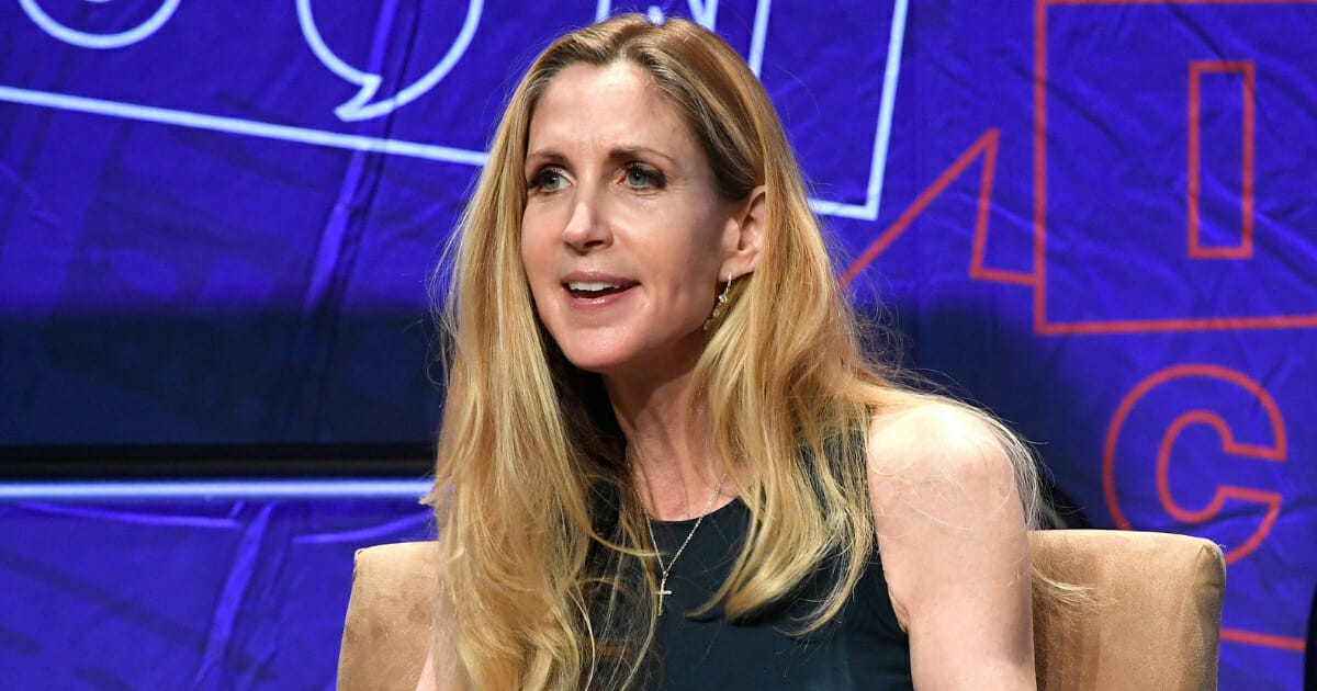 Coulter Turns on Trump: This Is 100% Trump's Fault
