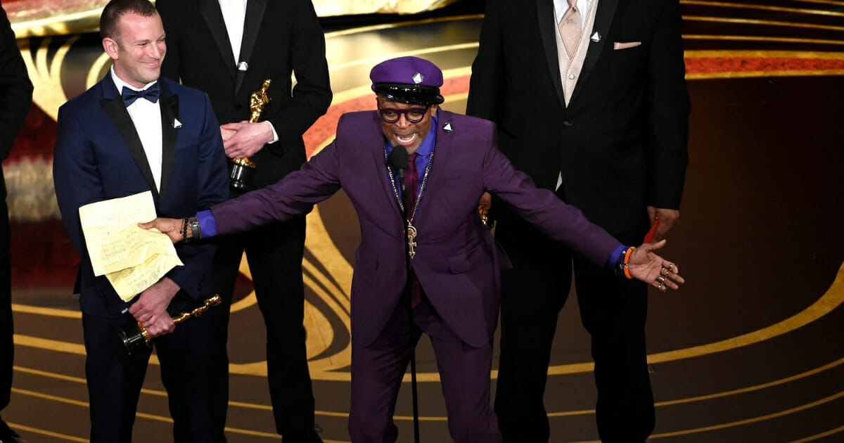 Trump Hones In on 'Racist Hit' at the Oscars, Rips Spike Lee for Speech