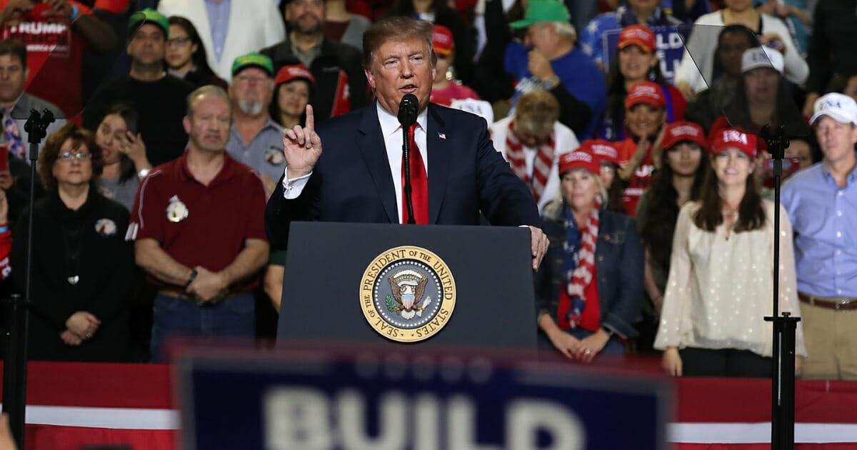Republican Senators Reportedly Split on Border Wall, National Emergency