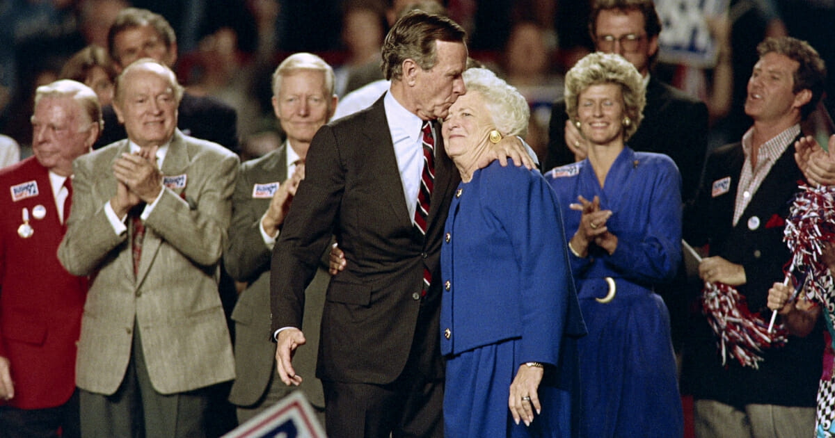 Senators in Bush's Home State Push for US Treasury To Honor Late President, First Lady