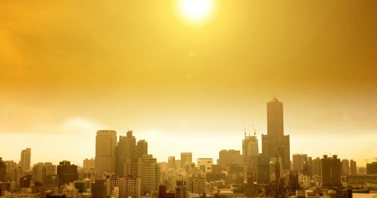 Media Hysteria: Climate Change 'Heat Records' Are a Huge Data Manipulation