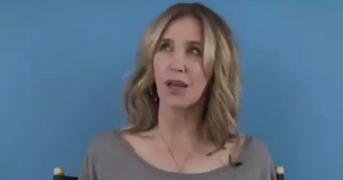 Video Surfaces of Actress Snared in College Bribery Scandal Lecturing About 'Educational Inequality'