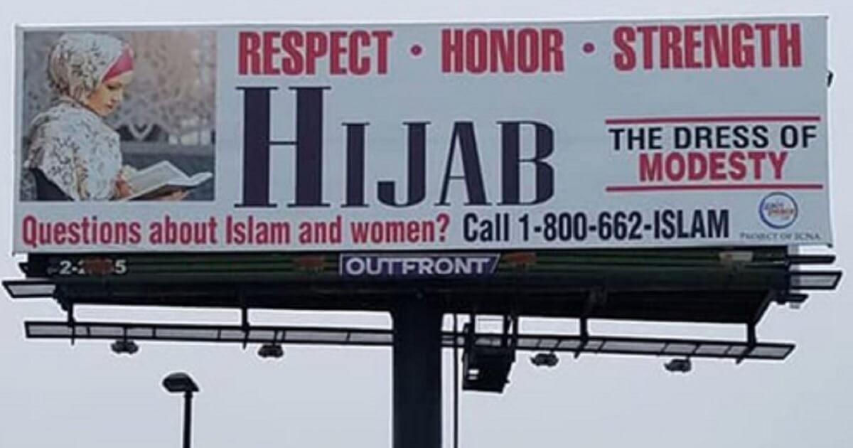 Owners Reject Blunt Billboard Pam Gellar Wants To Place Next to Pro-Hijab Billboard: Report