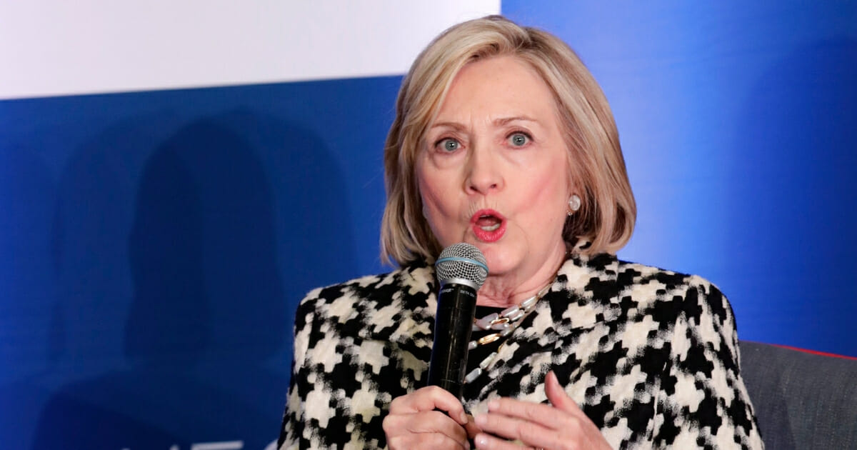 Unearthed Emails Contradict Hillary's 2015 Claim Under Oath About Email Server