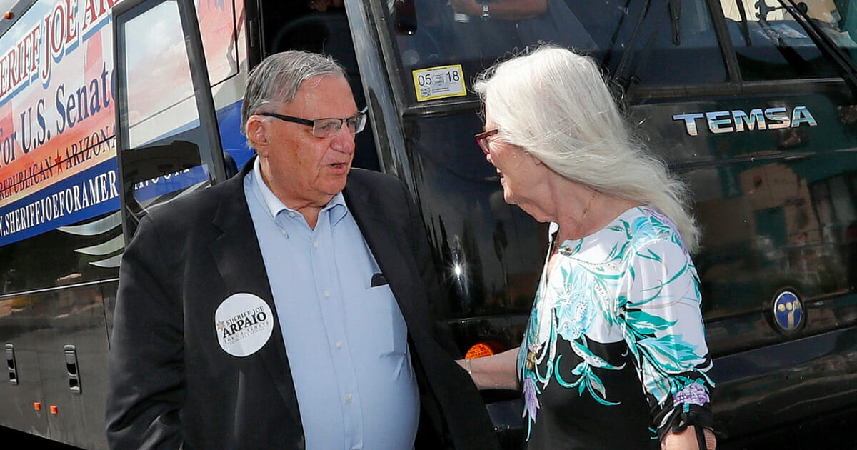 Sheriff Joe Arpaio's Wife Rushed to Hospital, Placed in Intensive Care After Rattlesnake Bite