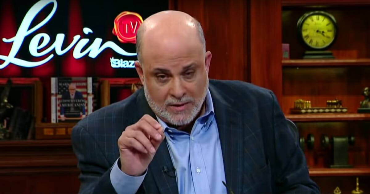 Levin Hammers Dems for Ignorance on Electoral College: They Are 'Greatest Threat to Constitution'