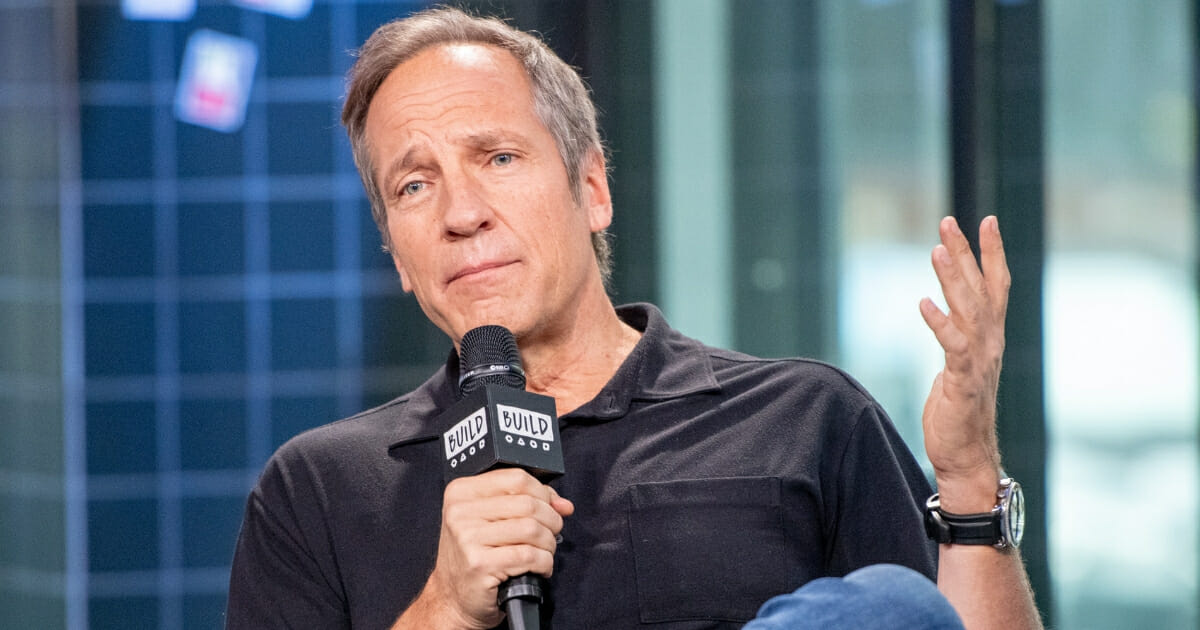 TV Star Mike Rowe's Unique Take on the College Admission Scandal Goes Viral