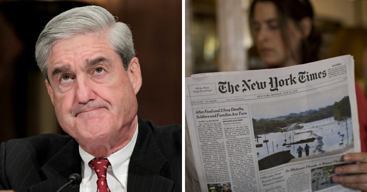 Several Urging Times and Post To Give Back Pulitzers for False Reporting on Russia Collusion