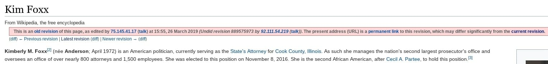 Wikipedia screen shot