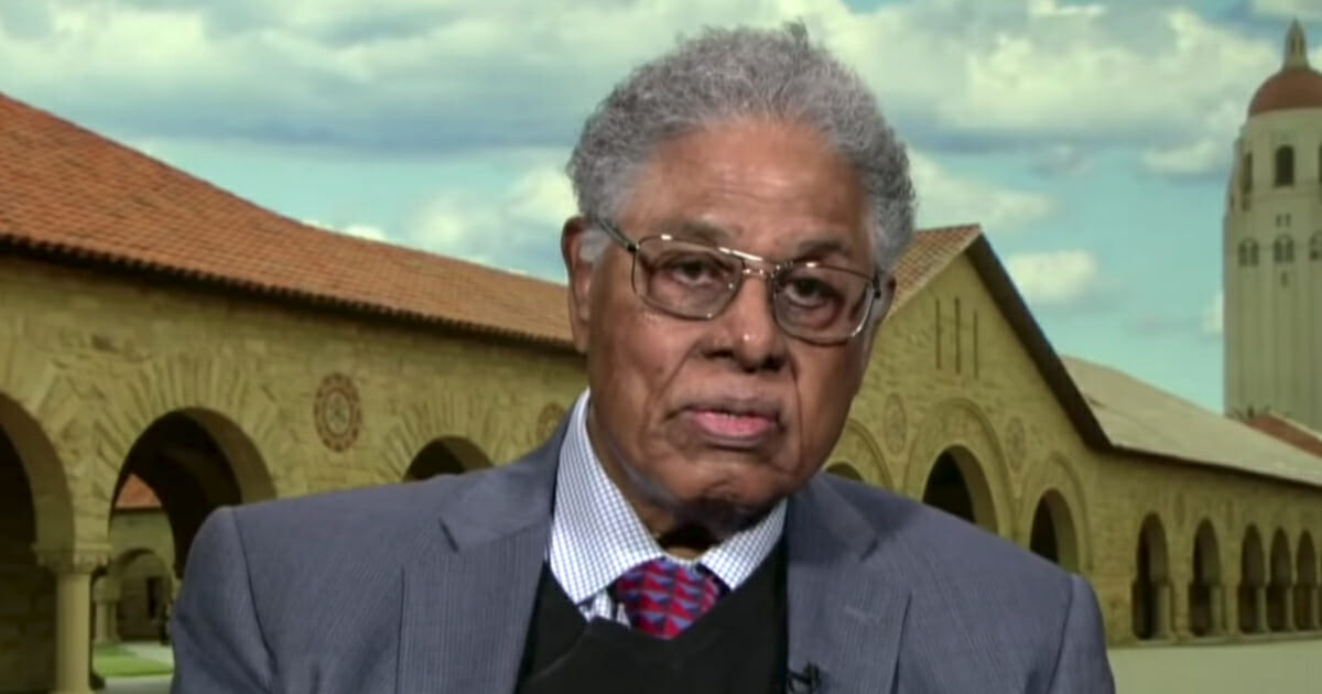 Thomas Sowell Sounds Warning Bell: US May Give In to Socialism, 'We May Not Make It'