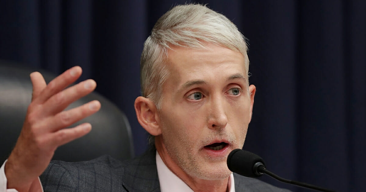 Trey Gowdy Explodes on Adam Schiff: CIA May Stop Providing Information