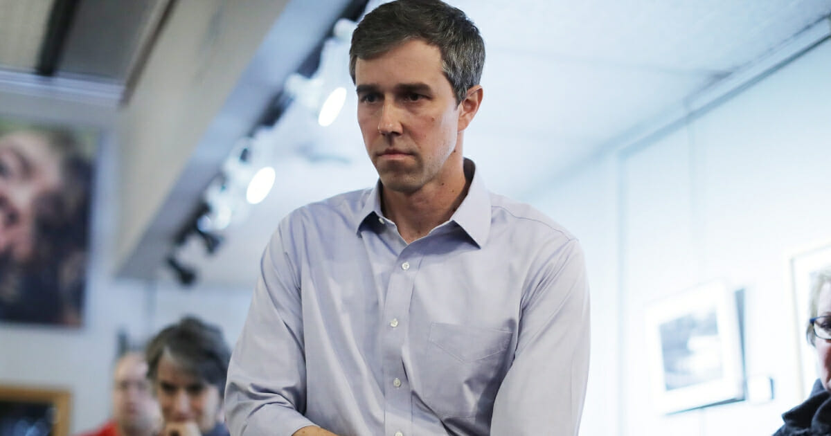 Beto O'Rourke Responds to Controversy Over His Disturbing Teen Writings