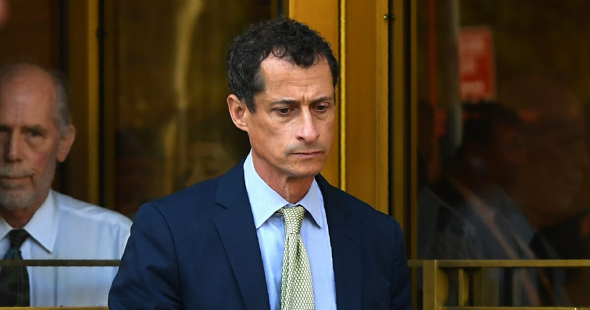 Judge Forces Anthony Weiner To Register as Sex Offender
