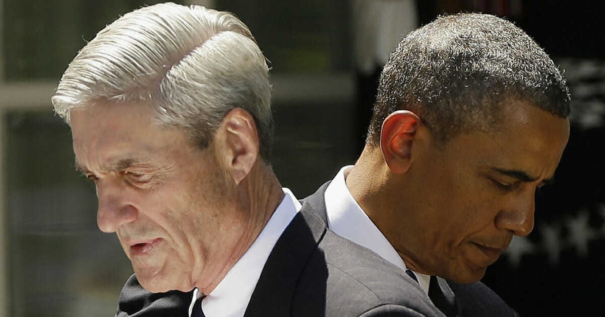 Former Bush Assistant Says Mueller Report Makes Obama Look 'Just Plain Bad'