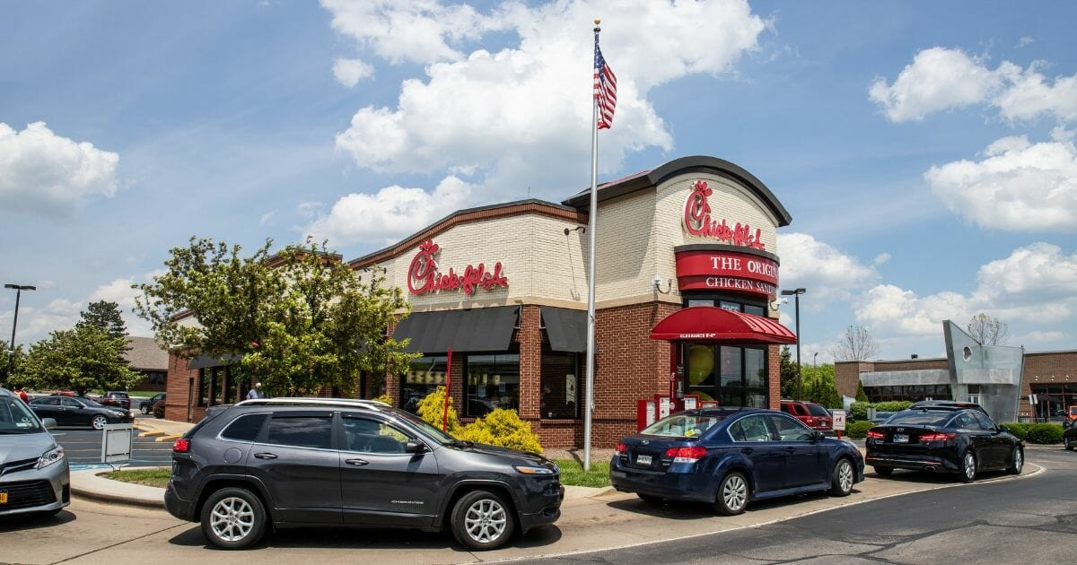 'Save Chick-Fil-A' Bill Passes in Texas House