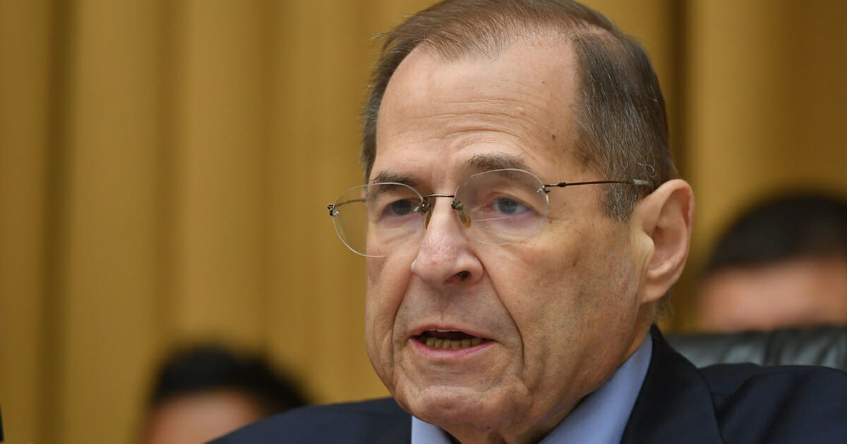 House Judiciary Chair Nadler Suffers Health Scare at News Conference, Nearly Collapses
