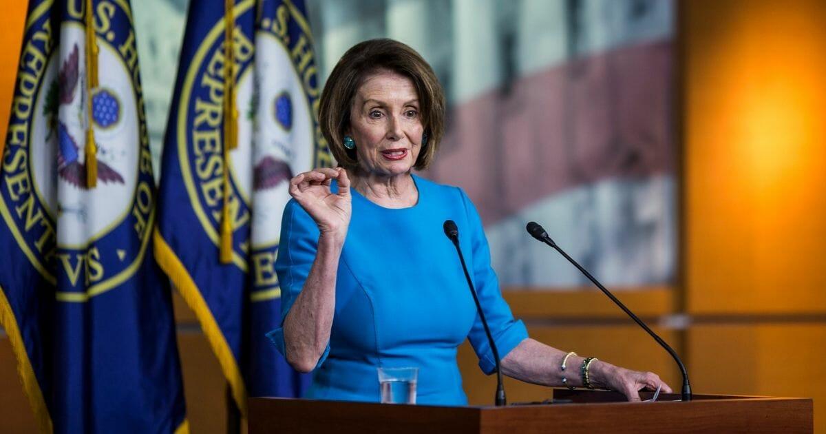 Report: Pelosi Calls Special Meeting with Dem Lawmakers To Discuss Trump Impeachment
