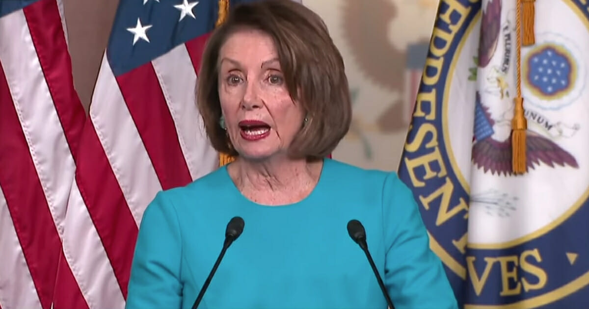 Nancy Pelosi: 'We Have Never Not Said That There Was a Crisis' at the Border