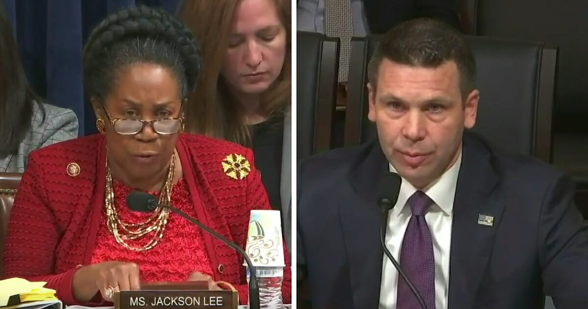 Sheila Jackson Lee Demanded 'Internal Task Force' To Investigate Child Deaths – Then She Was Reminded It Already Exists