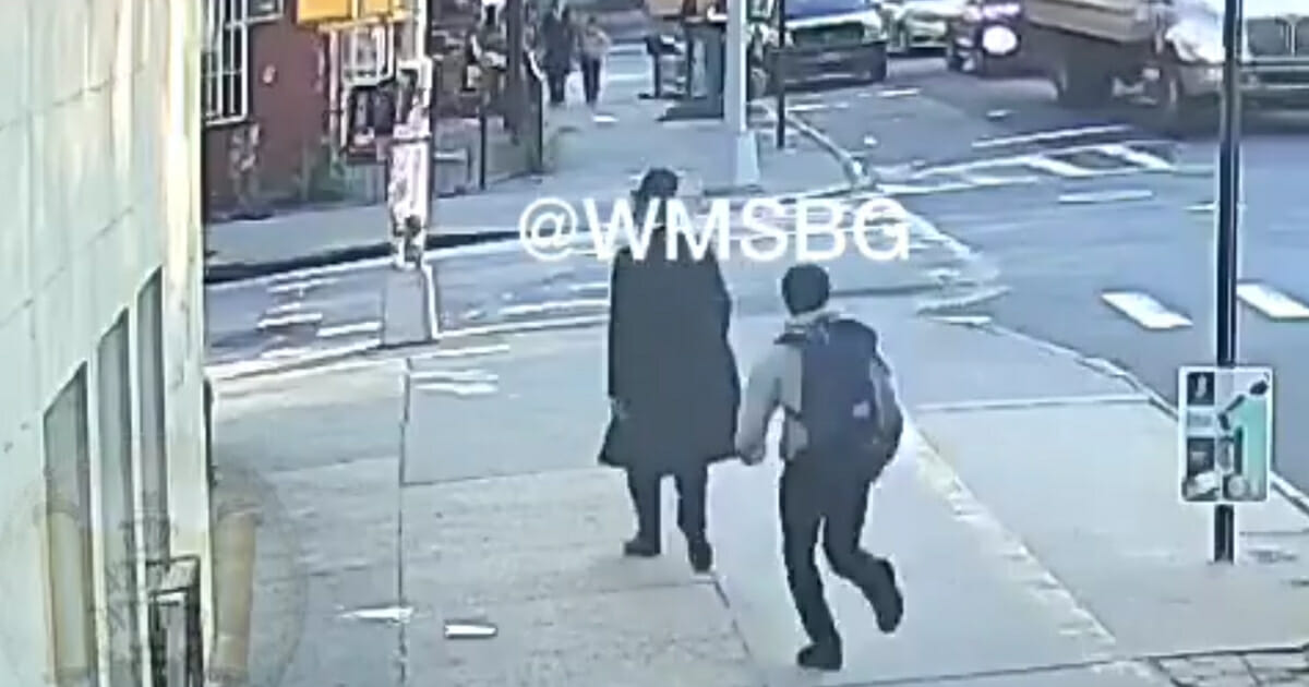 Watch: Vicious Anti-Semitic Attack Caught on Camera in New York