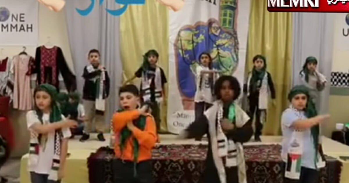 Children from Philadelphia Islamic Center Issue Threat in Video, 'We Will Chop Off Their Heads'