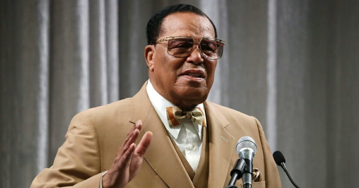 Louis Farrakhan Shows His True Colors After Being Banned from Facebook