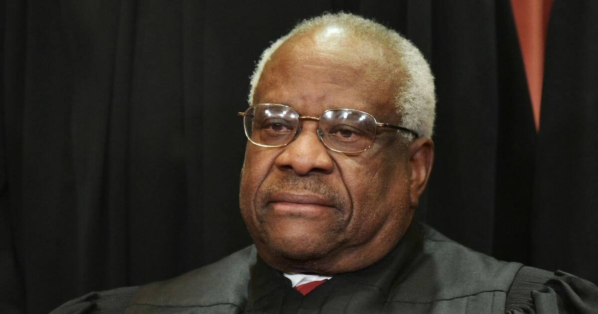Clarence Thomas Responds to Rumors About His Retirement