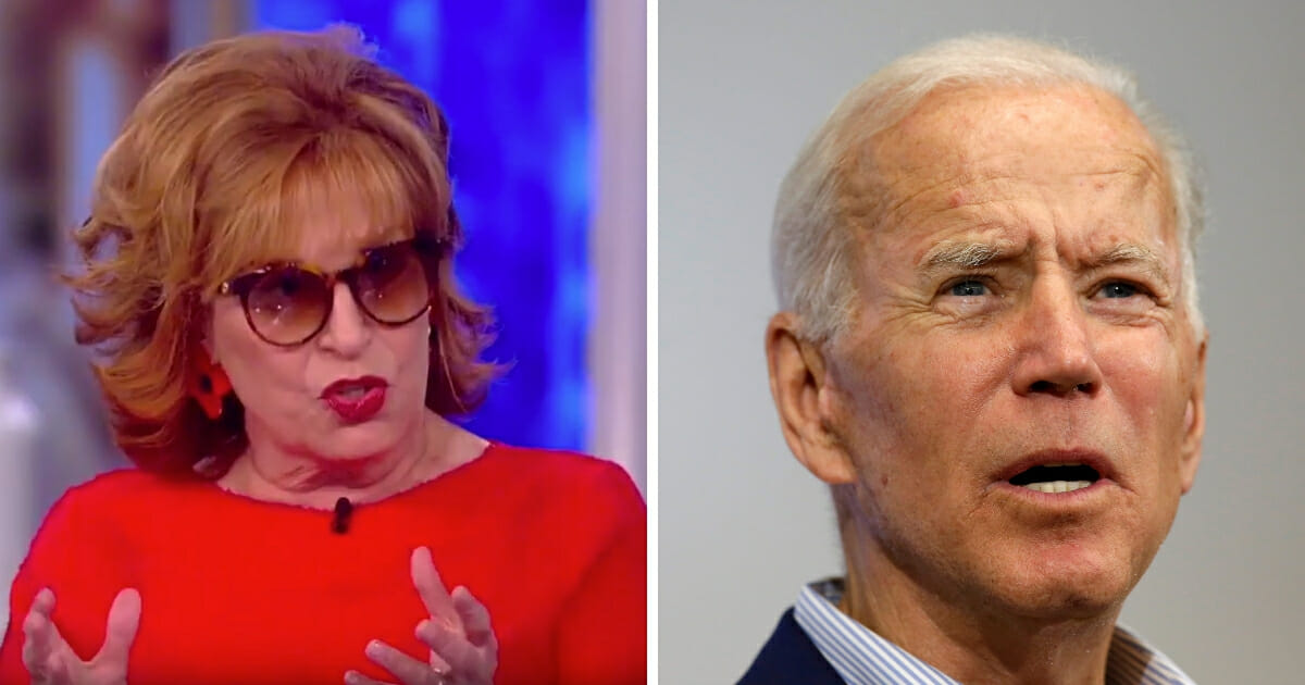Joy Behar Links Trump to Cancer, Says Climate Change Is Reason Why Biden Can't Cure Cancer