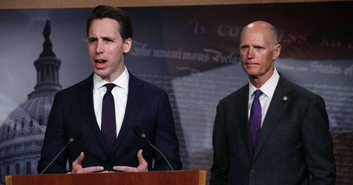 Sen. Hawley Moves To Prevent China from Infiltrating American Universities
