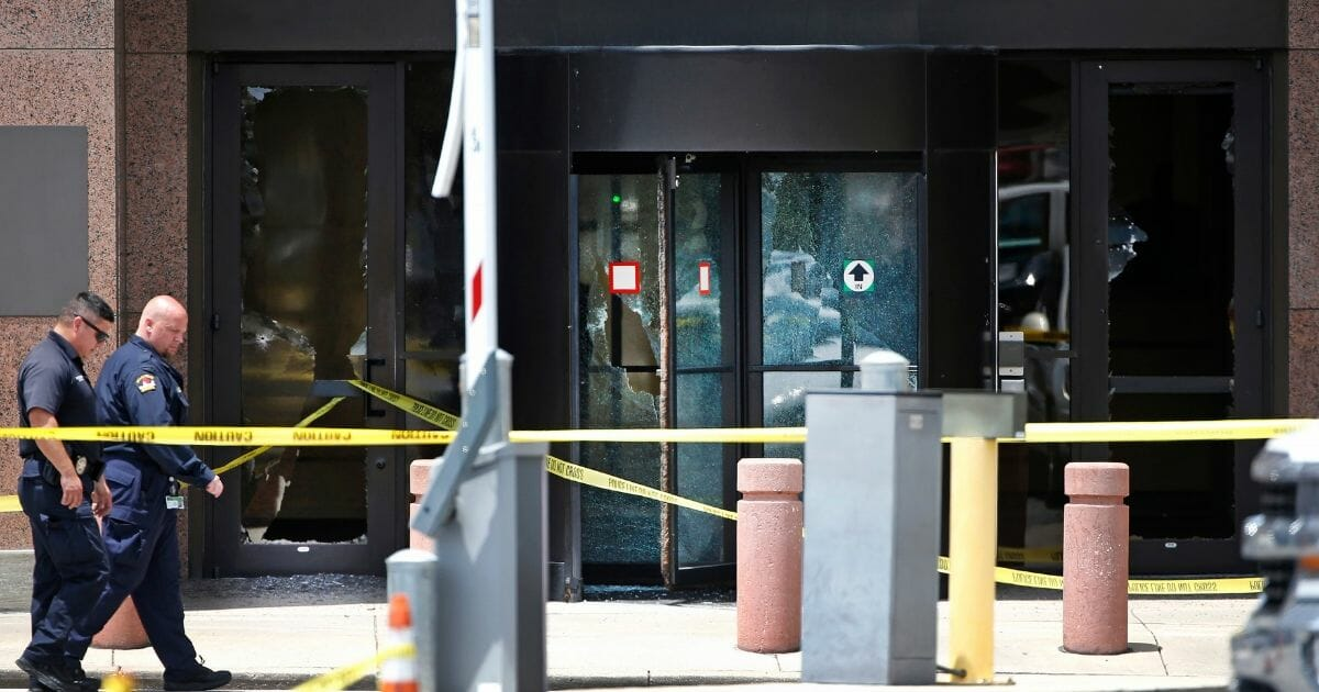 Gunman Opens Fire in Downtown Dallas, Killed by Police
