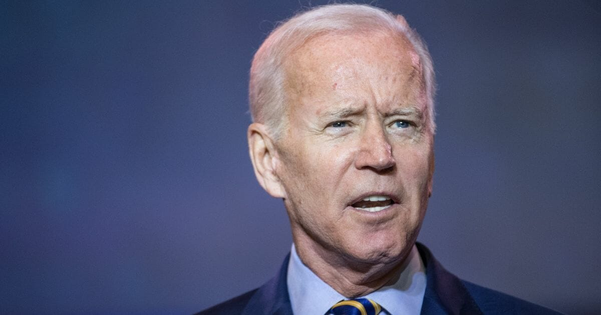 Dick Morris: For Dems - Is There Life After Biden?