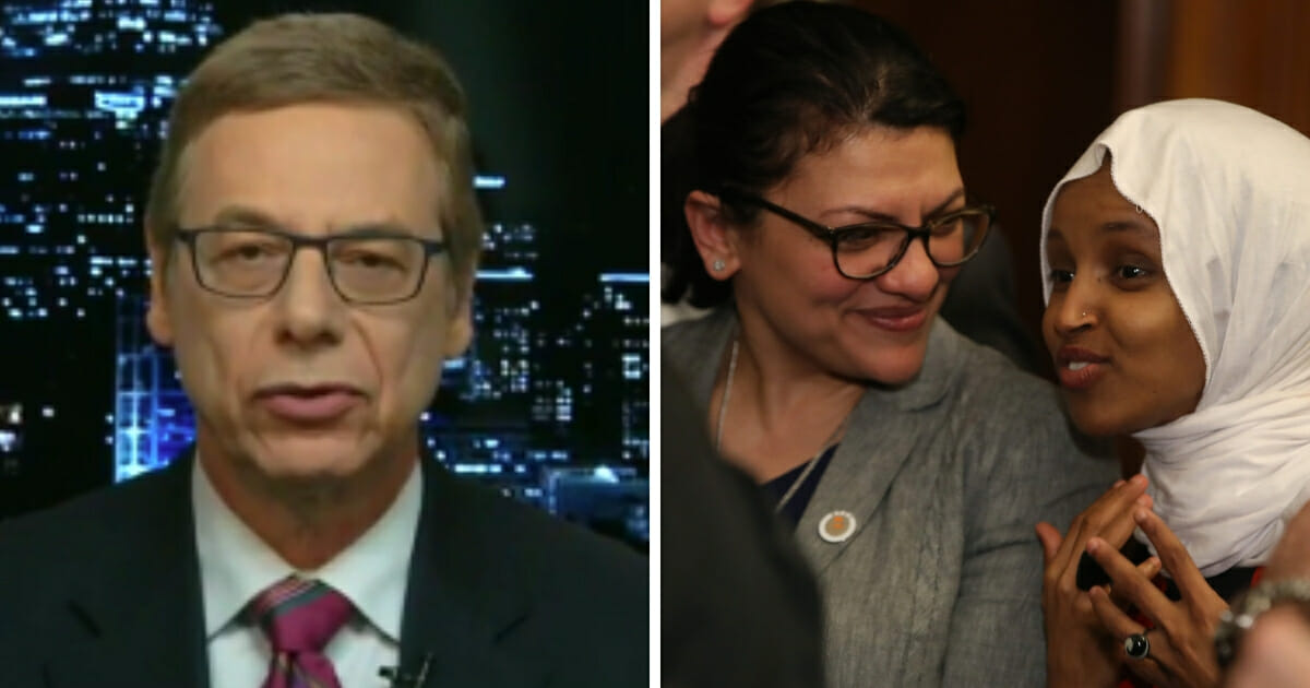 Ex-Israeli Amb. Says Israel Ought To Ban 'Racist' Omar, Tlaib from Visiting Country