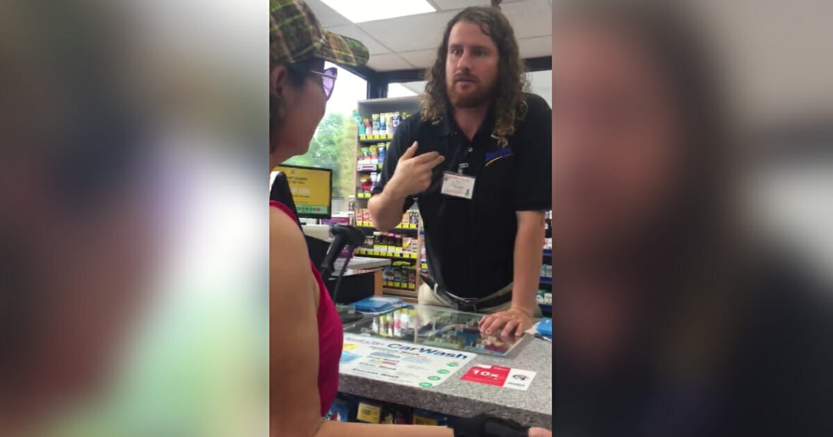 Watch: Video Captures Confrontation as Clerk Tells Hispanic Customers To Go Back to Own Country