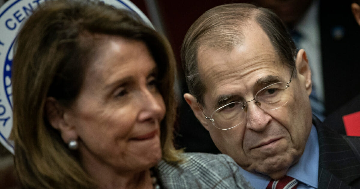 Breaking: Top Dem Nadler Openly Defies Pelosi on Impeachment... News Indicates She May Have Lost Control