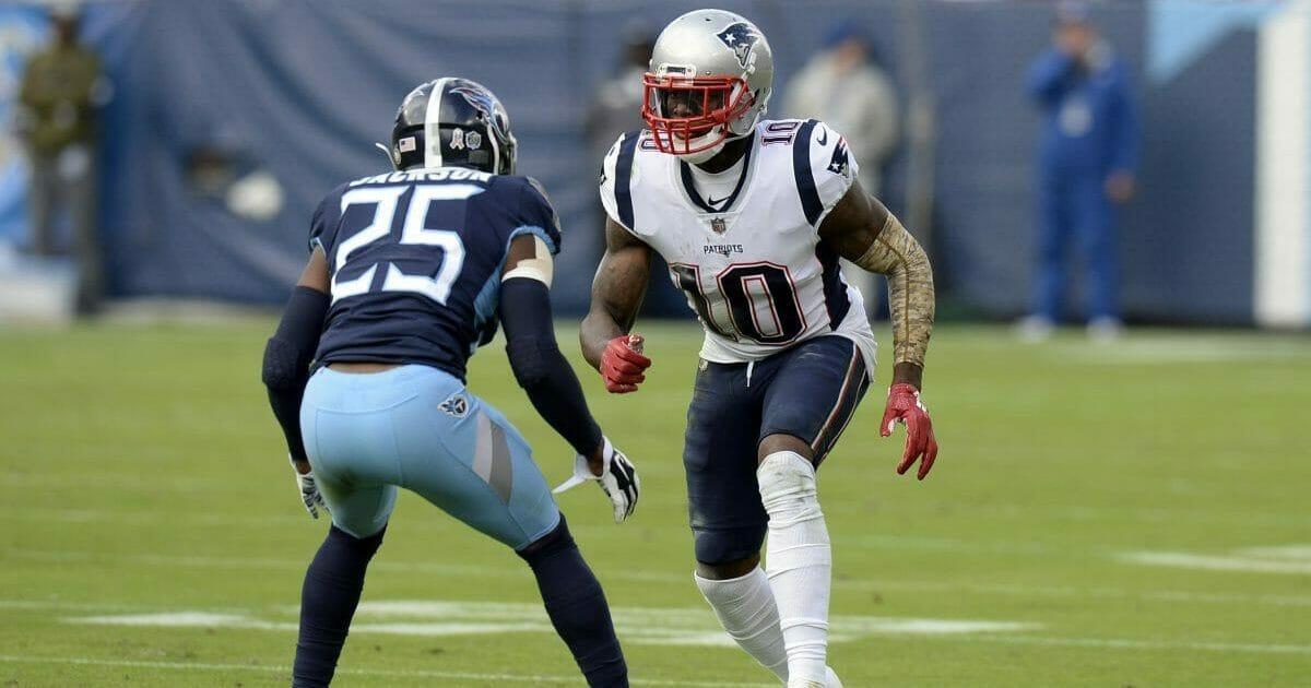 NFL Conditionally Reinstates Patriots Wide Receiver Josh Gordon