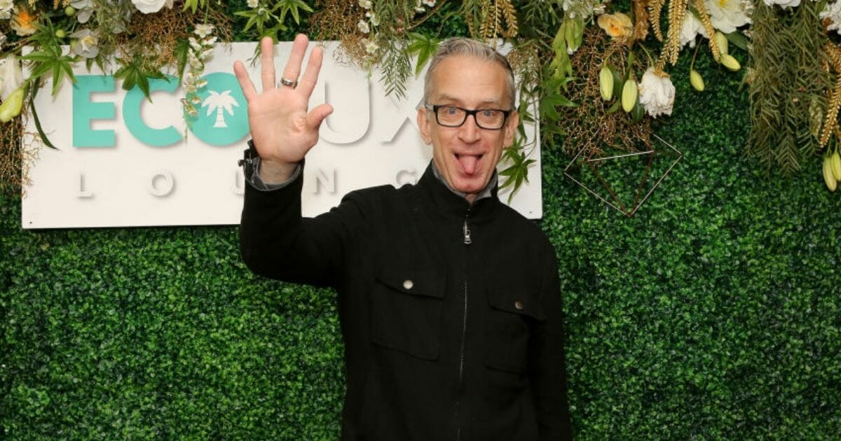 Surveillance Video Emerges of Vicious Post-Show Attack on Comedian Andy Dick