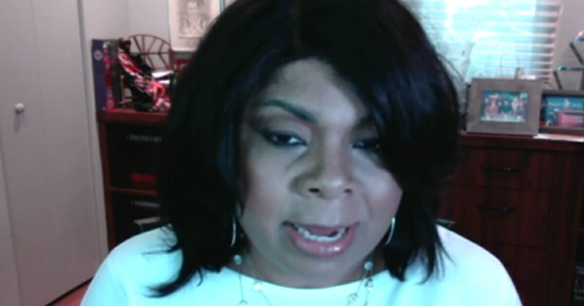 April Ryan Addresses Bodyguard's Assault Charges, Though Her Words Don't Match the Video