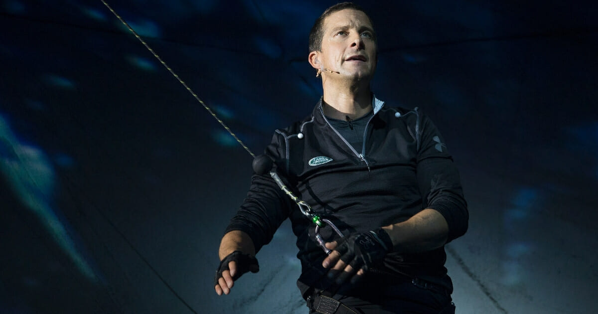 Medics Forced To Intervene After Insect Sting Nearly Ends Bear Grylls' Career