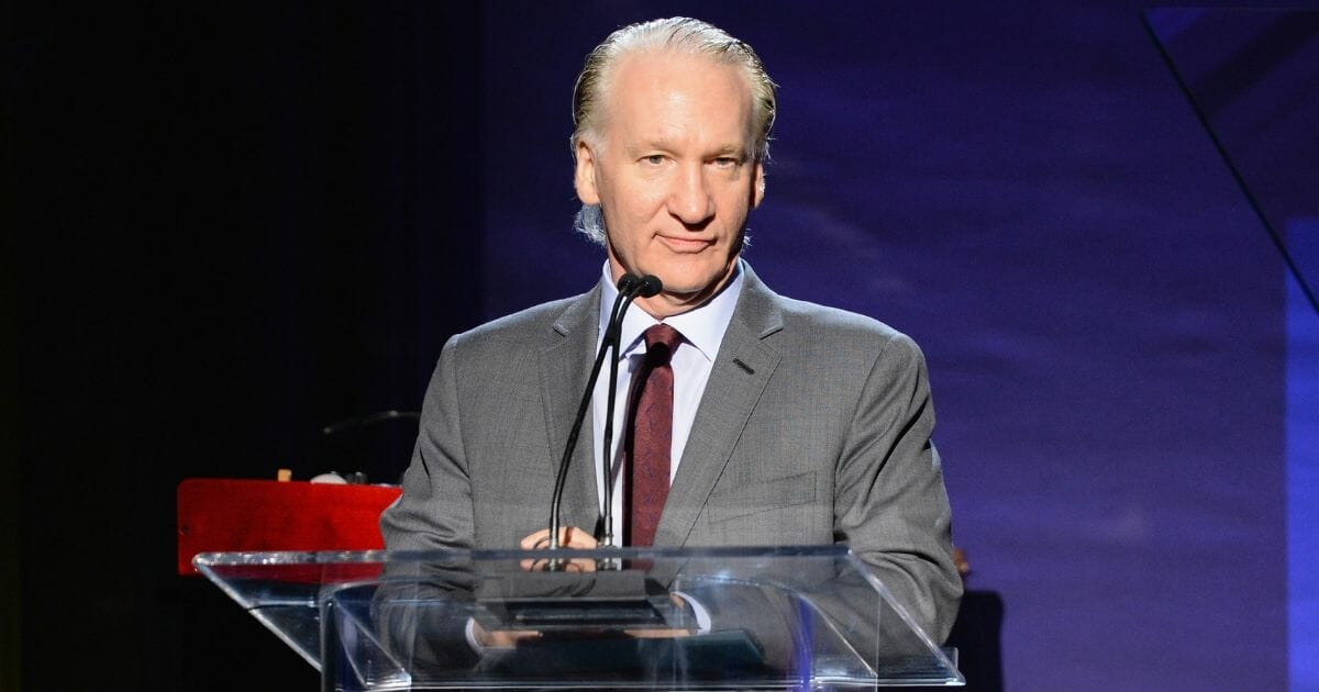 Liberal Late Night Host Maher Rips Tlaib and Omar's Pro-BDS Rhetoric: 'It's a Bulls*** Purity Test'
