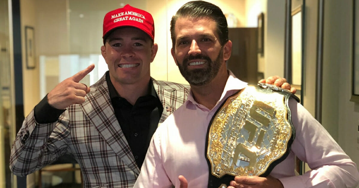 MMA Star Colby Covington Says First Family Has Accepted Invite to UFC Event: 'I'm Making History in This Sport'