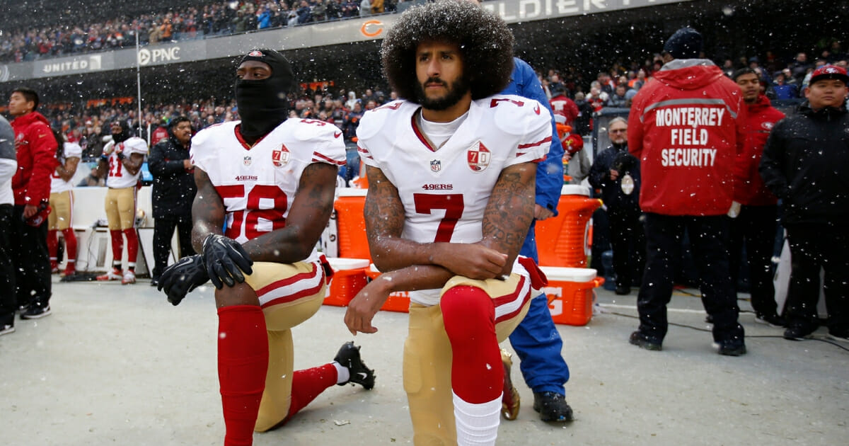 Kaepernick Allies Go Scorched Earth on NFL's New Partnership: It's 'Burying Colin's Career'