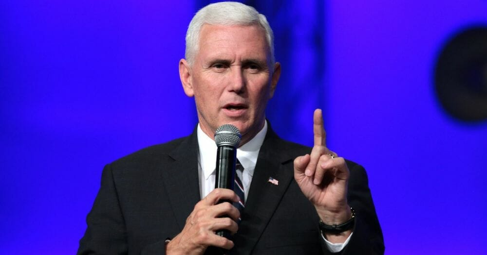 The 'Billy Graham Rule' Expresses the Importance Mike Pence Places on His Faith