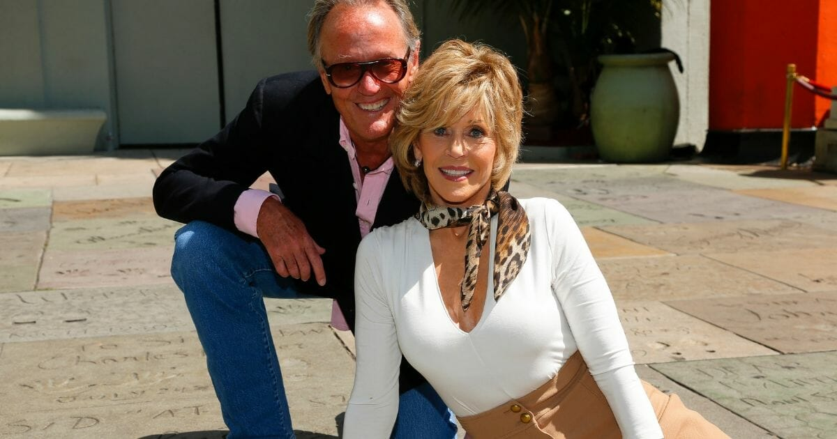 Actress Jane Fonda Speaks Out After Brother Peter's Death: 'He Went Out Laughing'